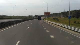 Авария на мосту Ярославль 18.08.2017