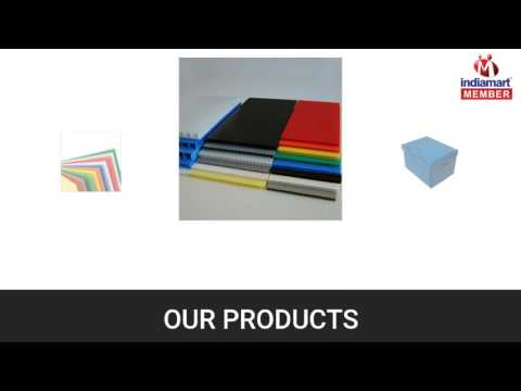 ESD PP Corrugated Sheets