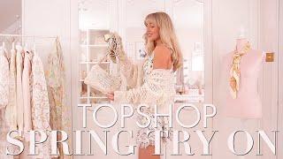 TOPSHOP Spring try on haul ~ 🌸 Spring Fashion Edit 🌸 ~ Freddy My Love