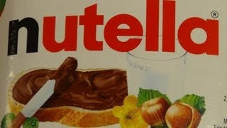 Nutella [Big Glass]