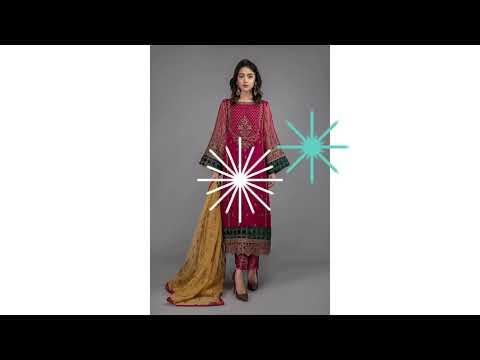 Pakistani Eid Dresses Online Shopping at MasterReplica.pk