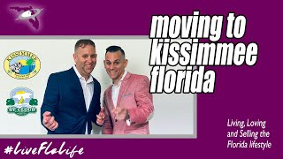 Moving To Kissimmee, Florida