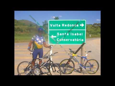 VIagem de Bike Rio x Caxambú via Santa Rita de Jacutinga em Abril 2010