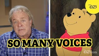 Jim Cummings and the Ultimate Disney Voice-Off
