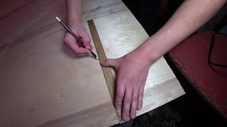 Сделать ящик для зимней рыбалки своими руками из фанеры