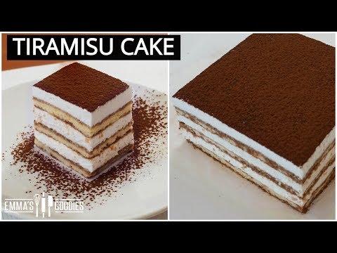 Ultimate Tiramisu Cake Recipe !