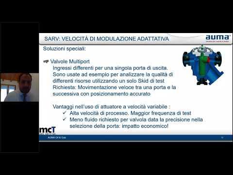 Attuatori, Petrolchimico, Valvole