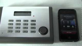 433MHZ Wireless Auto-dial Alarm System