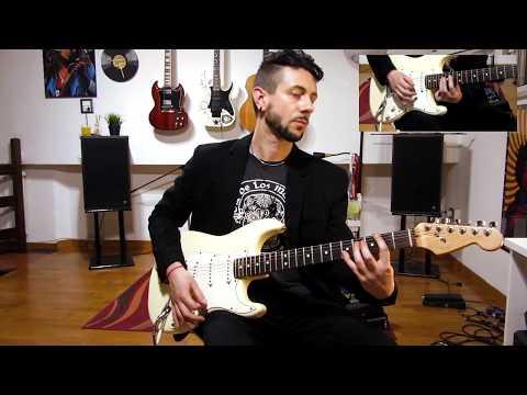 Foxy Lady - Jimi Hendrix - Guitar Cover by Pasquale Capobianco