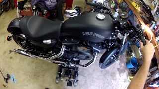 How To Modify Stock Harley Mufflers