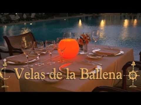 Velas de la Ballena en España