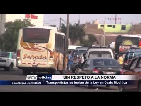 Trujillo: Semáforos sin energía en Ovalo Mochica