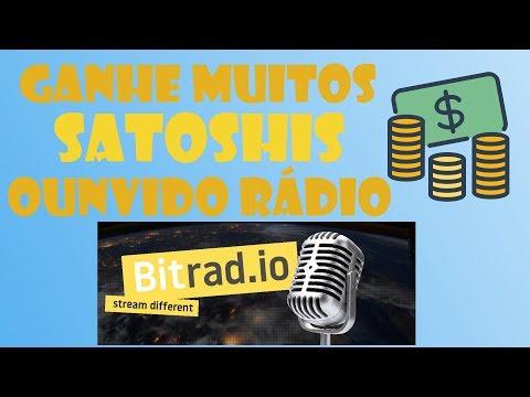Ganhe muitos satoshis ouvindo rádio! COMECE A GANHAR AGORA!!!!!