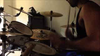 drum cover I Can't Win (The Strokes)