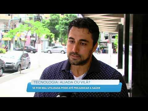 "Claudio Marcellini fala sobre ""cybersickness"" – VTV SBT 2017"