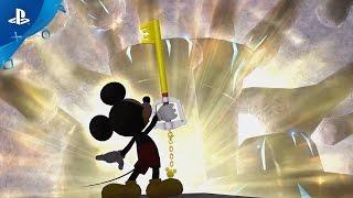KINGDOM HEARTS HD 1.5 + 2.5 Remix - Fight the Darkness Trailer | PS4 - dooclip.me