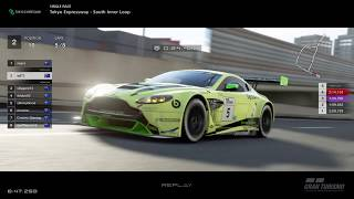 Gran Turismo™SPORT - Tokyo Expressway South Inner Loop Vantage V12 Gr3 (online race) v3