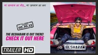 Besharam Official Trailer - Ranbir Kapoor