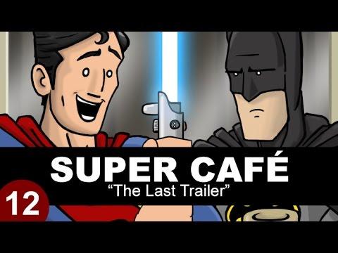Poslední z trailerů - Kavárna superhrdinů