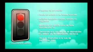 Comportements sexuels des enfants - Lumieres Rouges
