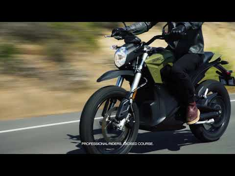 2018 Zero Motorcycles DSR ZF14.4 + Power Tank in Greenville, South Carolina