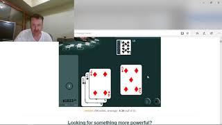 Card Counting Demonstration