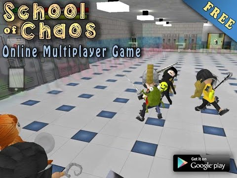 Video of School of Chaos Online MMORPG