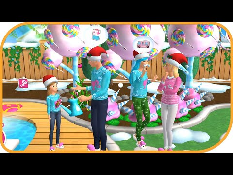 Barbie Dreamhouse Adventures #313 | Christmas | Budge Studios | Juegos Infantiles | HayDay