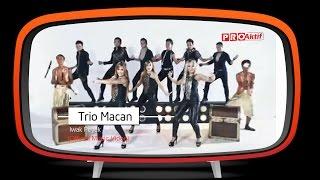 Chord Iwak Peyek - Trio Macan, Lirik Lagu dan Kunci Gitar Dasar Mudah Dimainkan