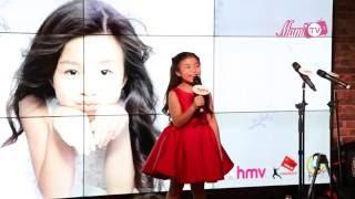 最新資訊-「香港小巨肺」CELINE TAM 國際歌迷會成立日X 迷你演唱會