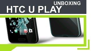 Unboxing: HTC U PLAY (Deutsch) | Erster Eindruck