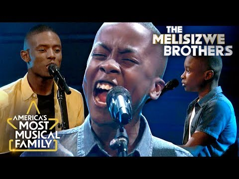 The Melisizwe Brothers Win Over the Crowd (and Judges!) with