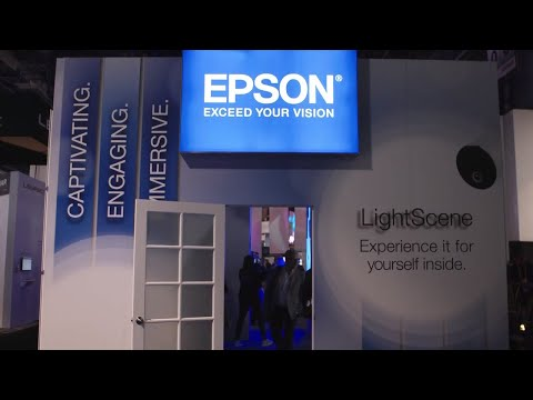 LightScene at DSE 2018