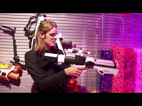 First Review: Nerf Rival STORMTROOPER Blaster