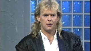 John Farnham interview on Midday with Ray Martin - 1987