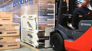 Toyota Material Handling | Toyota Forklift Special Model Designs, Options & Clamps