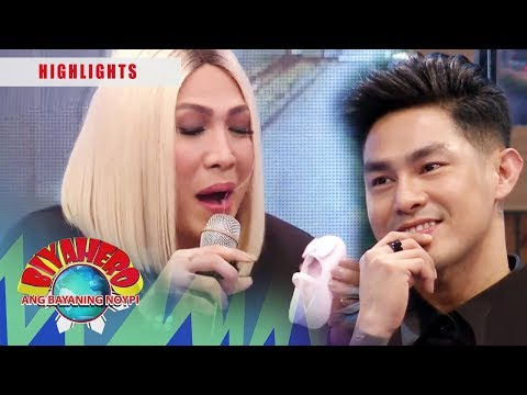 Vice and Ion buy stuff for kids | It's Showtime BiyaHERO