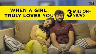When a Girl Truly Loves you | Awesome Machi | English Subtitles