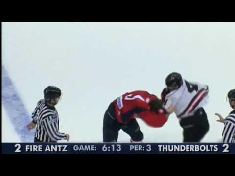 Cole Hutchinson vs. Nicholas Rivait