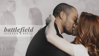 Jackson & April - Battlefield