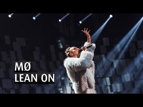 MØ - LEAN ON - The 2015 Nobel Peace Prize Concert
