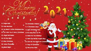 Best 100 Christmas Songs New Playlist 2021   Top 100 Merry Christmas Songs 2021