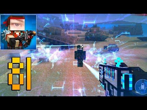 Pixel Gun 3D - Gameplay Walkthrough Part 81