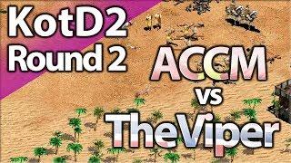 TheViper vs ACCM | King Of The Desert 2 | Round 2
