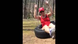 Life is just a Tire Swing 2016