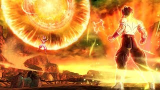 The NEW God of Destruction! The Power of Gods! - Dragon Ball Xenoverse 2