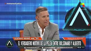 """El motivo econonico en la pelea """"Bolsonaro - Fernandez"""""""