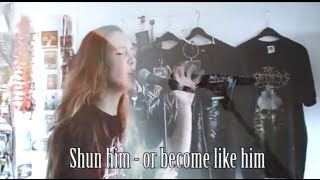 """Vocal cover: Arch Enemy - """"Beast of Man"""" (1080p)"""