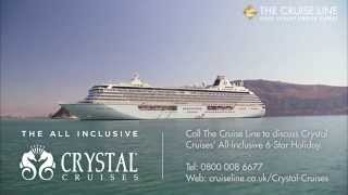 Crystal Cruises - The Six-Star Cruise Experience