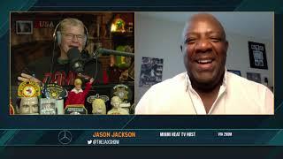 Jason Jackson on the Dan Patrick Show (Full Interview) 09/01/20